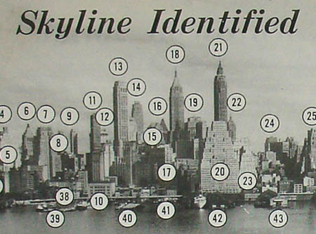 Skyline Identified: World's Most Spectacular View