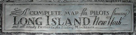 Detail, Long Island Aviation Map for Pilots