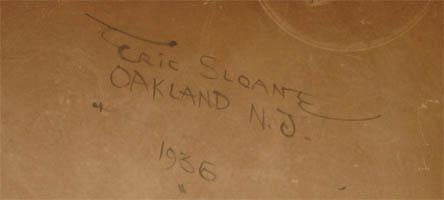 Oakland, N.J. -- Airplane Flight