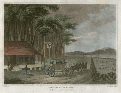 American Stage Waggon