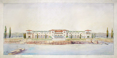Design for Mediterranean Villa