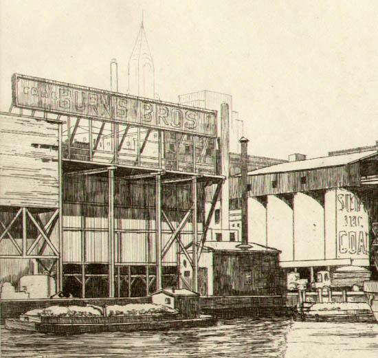 East River Pier, New York City