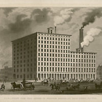 Steam Sugar Refinery, New York City