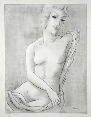Female Figures by Frederick Taubes