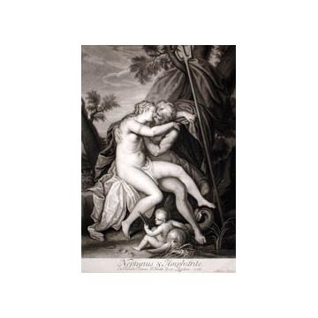 Neptunus and Amphitrite