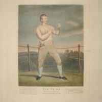 Tom Cribb, Champion of England