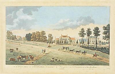A View Taken on Twickenham Common