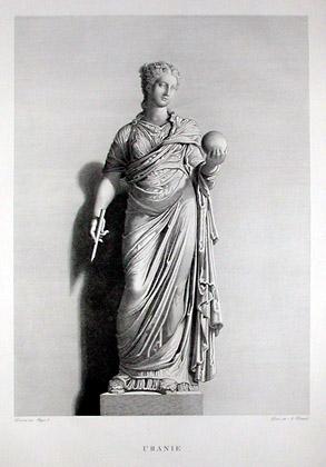 Uranie [Urania, Muse of Astronomy]