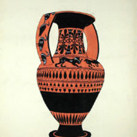 Greek Black-Figure Vases