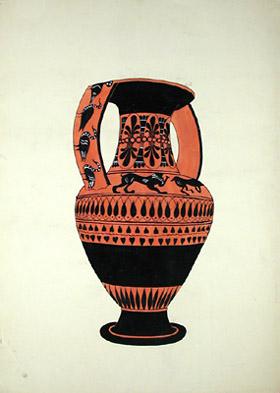 Greek Black-Figure Vases