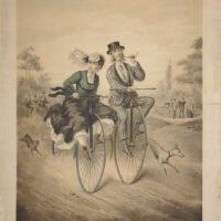 Les Vélocipèdes