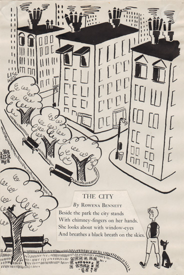 The City by Lisl Weil