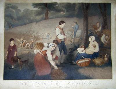 Les Charmes de la Moisson [The Charms of the Harvest]