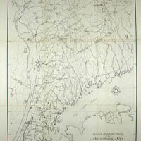 Map, Westchester County