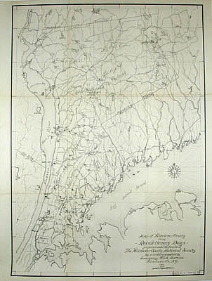 photograph about Printable Map of New York State named Map, Fresh York Nation, Westchester County, Pictorial, Modern War, Traditional Print, 1933