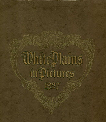 Book, White Plains in Pictures 1927