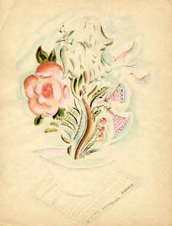 Still Life Studies of Flowers