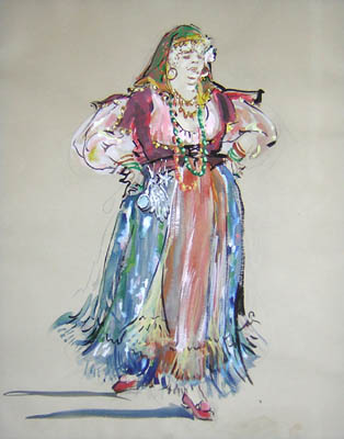 Costume, Broadway, Gypsy