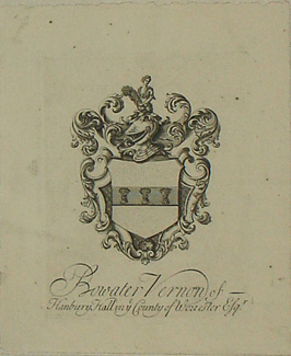 Bowater Vernon Bookplate