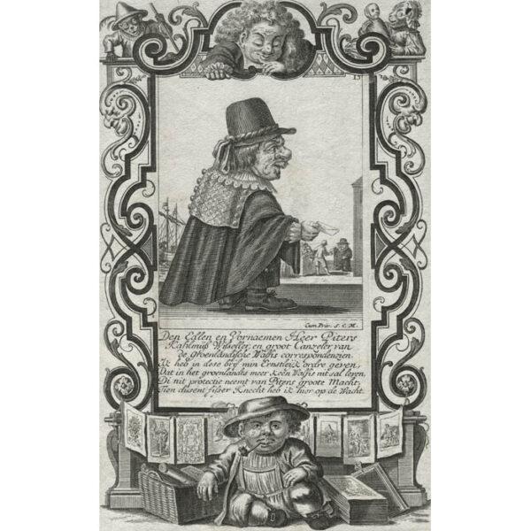 Il Callotto, Plate 13