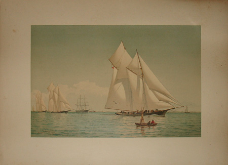 A Stern Chase and a Long One -- 1876: Countess of Dufferin, America, Grant, Madeleine