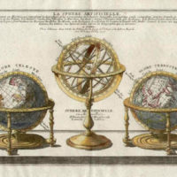La Sphere Artificielle: Globe Celeste, Sphere Artificielle, Globe Terrestre