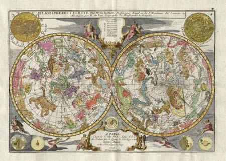 Planispheres Celeste