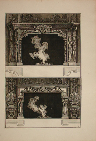 Two Chimneypieces