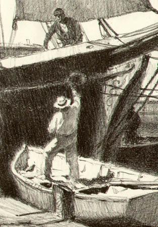 Maritime Fishing Scenes
