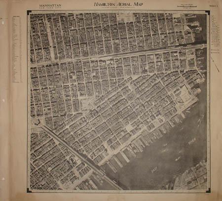Sheet 5, Lower East Side