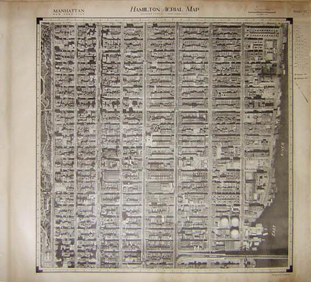 Sheet 17, Upper East Side, Yorkville, Lenox Hill