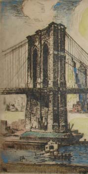New York City Etchings