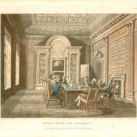 Board Room of the Admirality