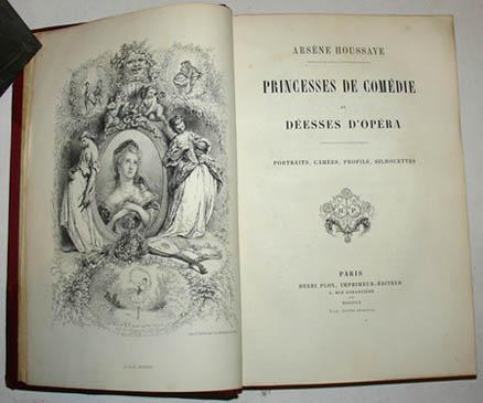 Princesses de Comédie et Déesses d'Opéra