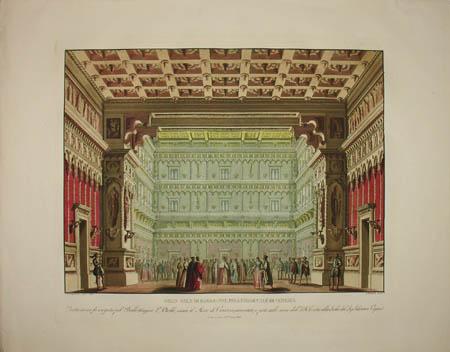 Gran Sala di Ballo nel Palazzo Ducale di Venezia