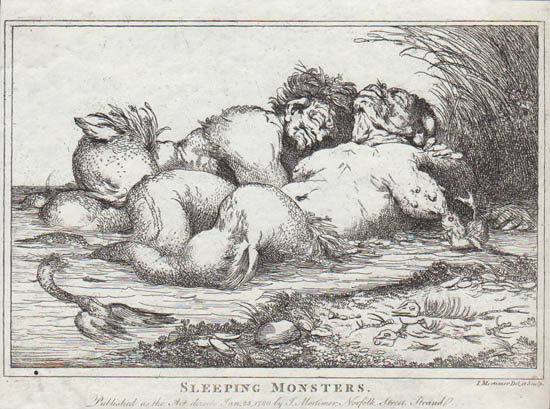 Sleeping Monsters