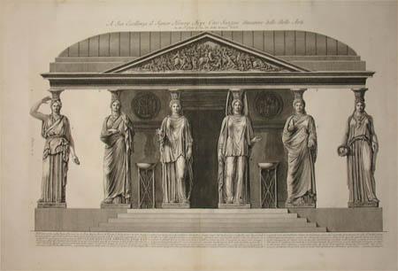 Group of Caryatids