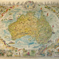Australia Maps & Views