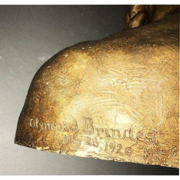Olympio Brindesi signature