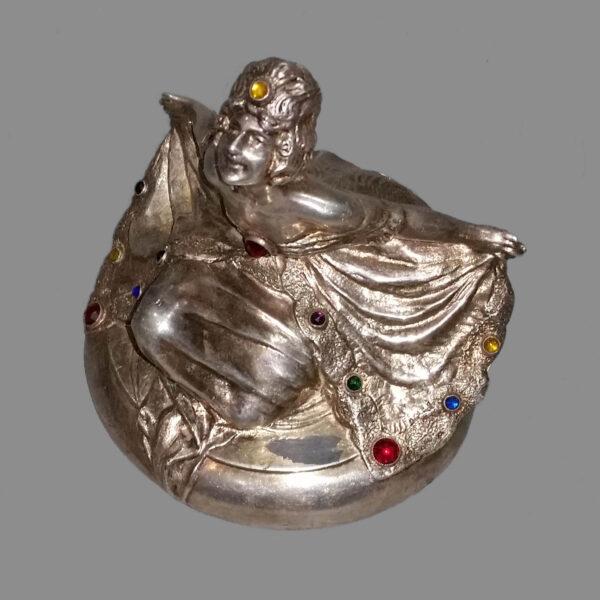 Jeweled Vanity Table Ornament
