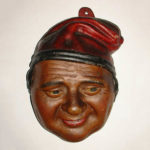 Man in the Moon Wall Plaque