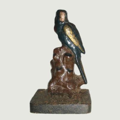 Doorstop, Parrot Form
