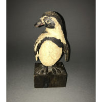 Penguin Figurine, Front View