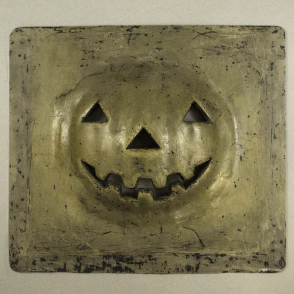 Pumpkin Face Manufacturing Mold