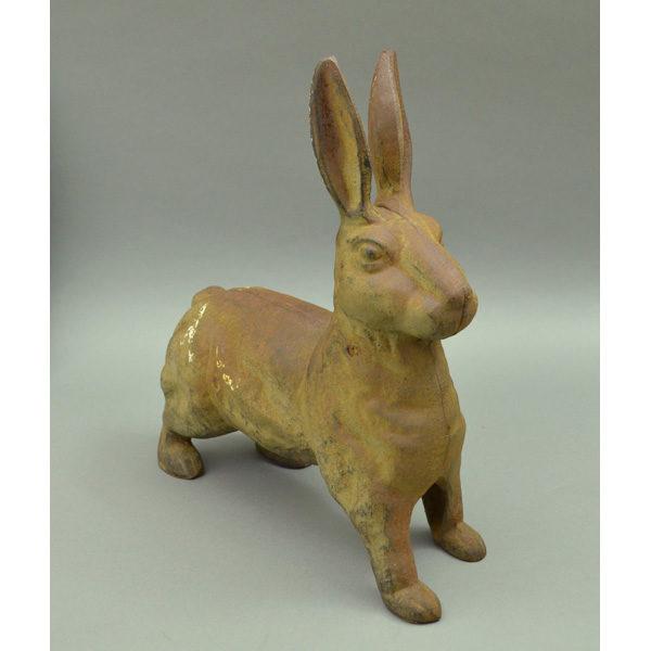 Cast Iron Rabbit