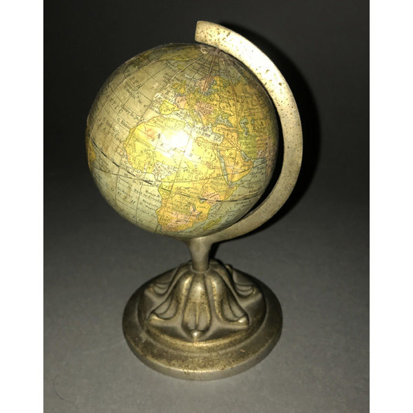 Rand McNally 3 Inch Terrestrial Globe