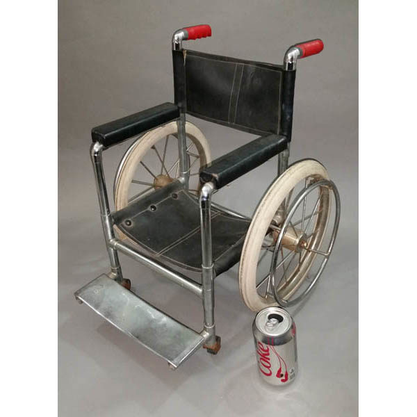 Salesman Sample Wheelchair Model