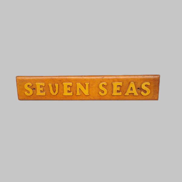 Seven Seas Sternboard
