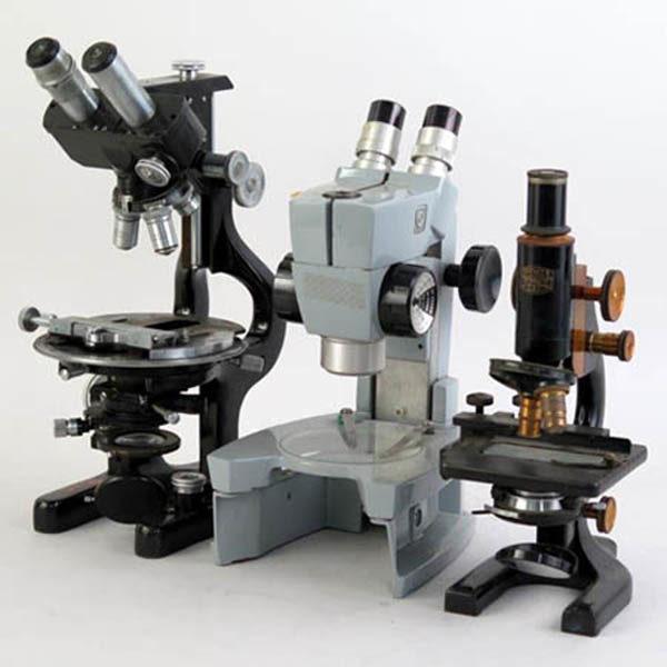 Vintage Microscopes