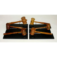 White House Wood Relic Gavels